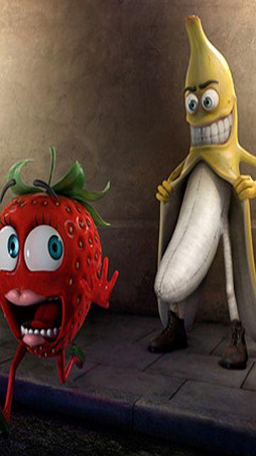 Картинка Funny Banana