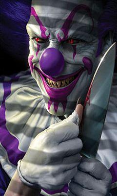 Картинка Evil Clown
