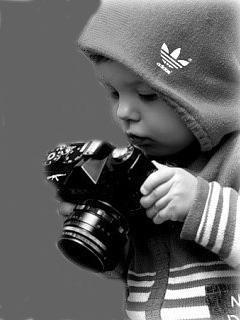 Картинка Малыш в адидасе