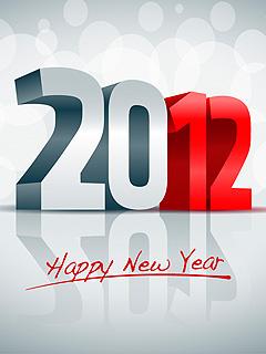 Картинка Новый год 2012