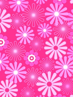 Картинка Цветочная абстракция