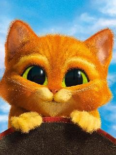 Картинка Кот в сапогах