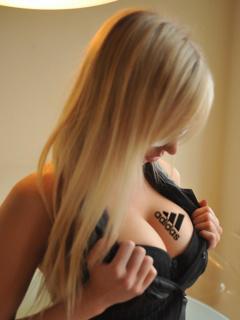 Картинка Девушка + Adidas