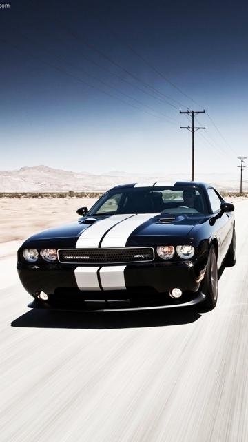 Картинка Dodge Challenger