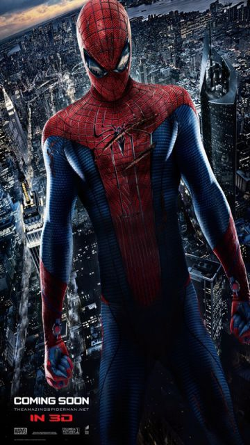 Картинка The Amazing spider-man - (Новый человек-паук)