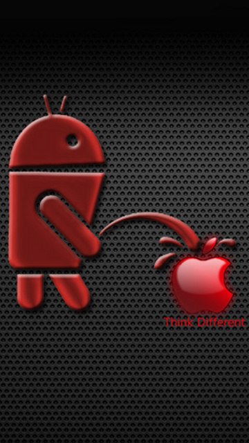 Картинка Android & Apple