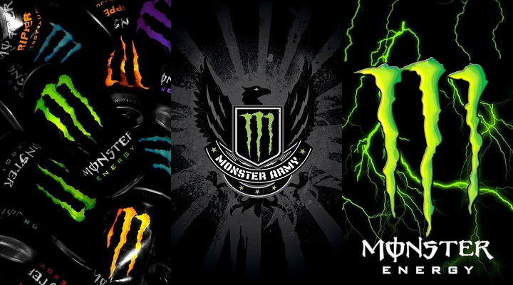 Картинка Monster Energy