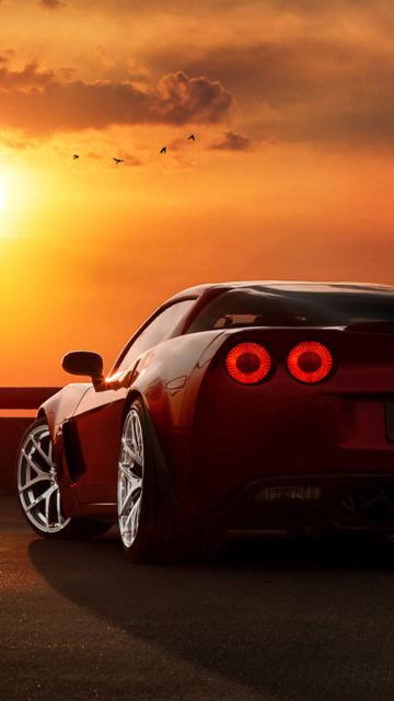 Картинка Chevrolet Corvette