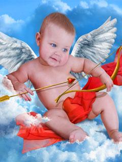 Картинка Ангел любви