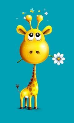 Картинка Жираф