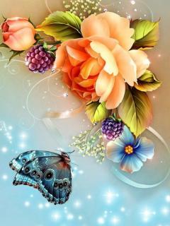 Картинка Прекрасные розы