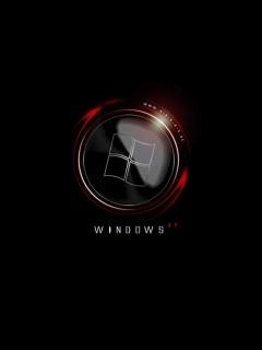 Картинка Windows Xp - Red!