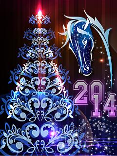 Картинка Новый год 2014