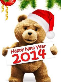 Картинка Happy New Year 2014