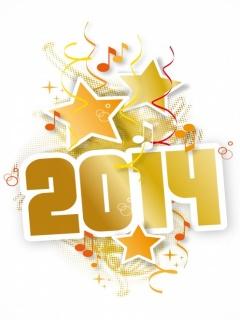 Картинка С новым годом 2014
