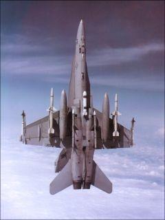 Картинка F-18 Hornet
