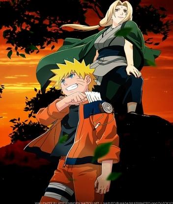 Картинка Naruto tsunade