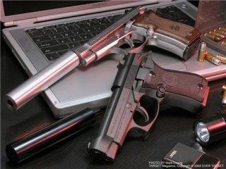 Картинка Two guns