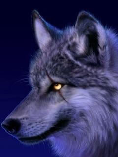Картинка Lobo wolf luz