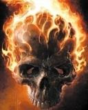 Картинка Hell skull