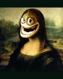 Картинка Mona liza crazy