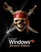 Картинка XP pirated