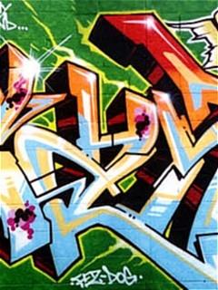 Картинка Графити