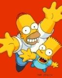 Картинка Симпсоны
