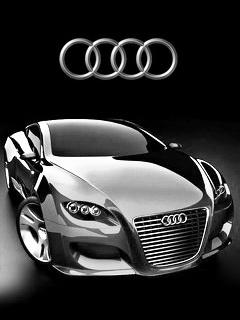 Картинка Audi Locus Silver