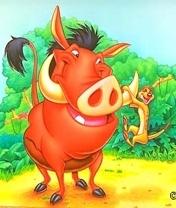 Картинка Тимон и пумба