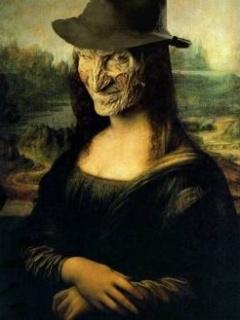 Картинка Mona liza