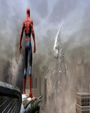 Картинка Spider man web of shadows 1