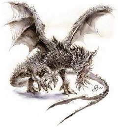 Картинка Костянной дракон