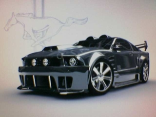 Картинка Ford Mustаng GT 500