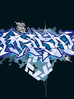 Картинка GRAFFITI Wallpaper