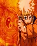 Картинка Оранжевый Наруто