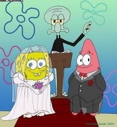 Картинка Спанч боб и Патрик