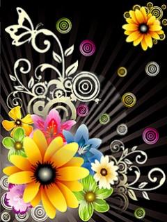 Картинка Цветочки