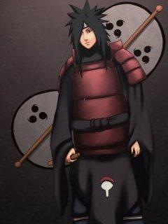 Картинка Uchiha Madara (Naruto)
