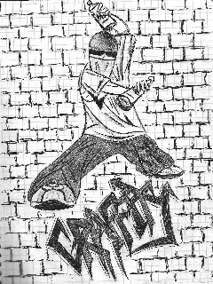 Картинка Graffiti