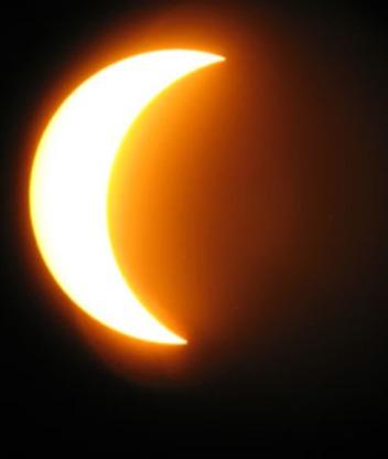 Картинка Луна - Солнце