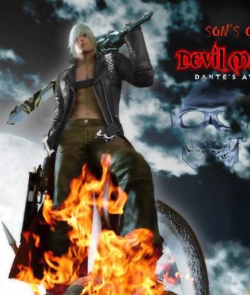 Картинка Devil may cry 4