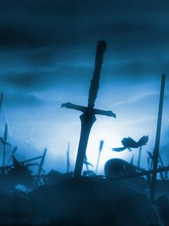 Картинка Поле битвы