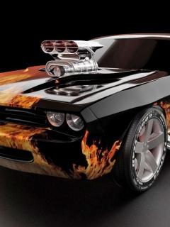Картинка Muscle Car