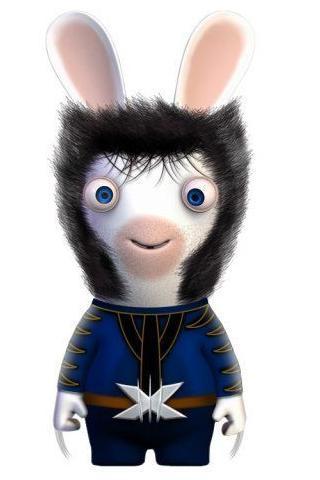 Картинка Кролик россамаха