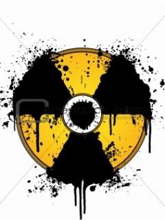 Картинка Радиация
