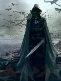 Картинка Воин смерти