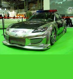 Картинка Mazda rx8 (Vents)