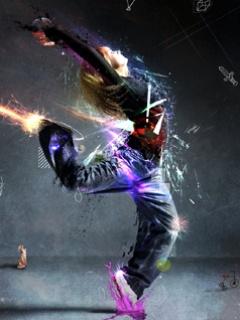 Картинка Dance Girl