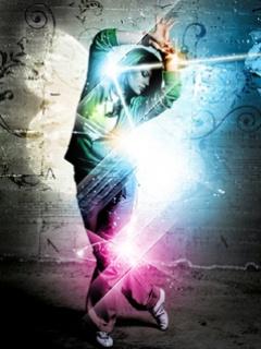 Картинка Светлый dance
